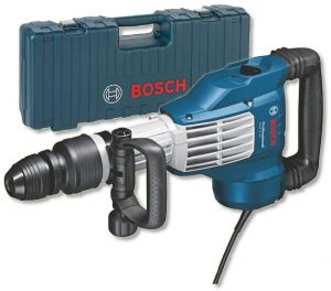 Ремонт электрических отбойных молотков Bosch