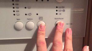 Устранить код ошибки стиральных машин Zanussi
