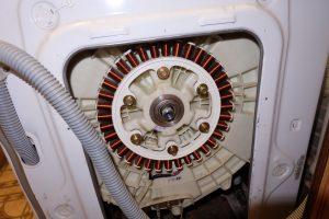 инверторный двигатель стиральной машины LG