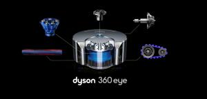 Ремонт робот пылесосов Dyson