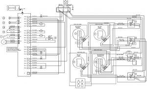 схема электроплиты стеклокерамика