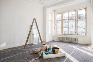 СПБ ремонт квартир под клюя